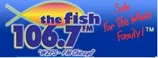106.7 The Fish WZFS WYLL Chicago Des Plaines Salem