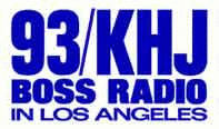 93 KHJ Los Angeles Boss Radio Country Urban Cowboy