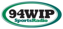 94.1 WIP 94 WIP-FM Philadelphia Angelo Cataldi Macnow Barkann Eagles Phillies 76ers Flyers