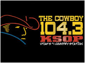 The Cowboy 104.3 KSOP Salt Lake City Provo Utah