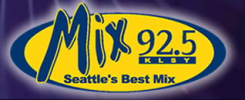 Mix 92.5 KLSY Seattle Sandusky