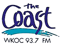 93.7 The Coast WKOC Norfolk Virginia Beach
